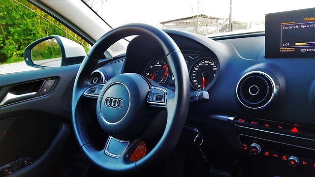 car interior and advance features